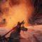 【SEKIRO】強い攻撃を弾いた後の「刀を突き刺してズザー」ってなるのカッコいいよな【隻狼】